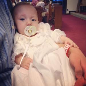 Leo baptism