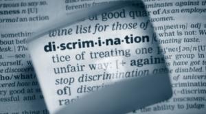 discrimination 1