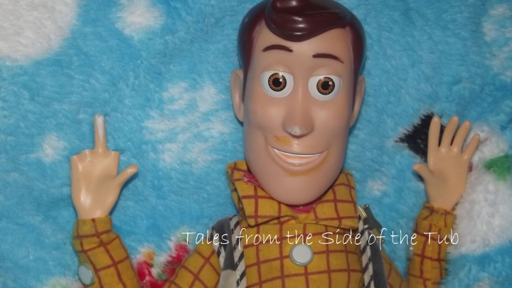 woody finger