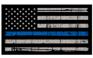 thin-blue-line-flag