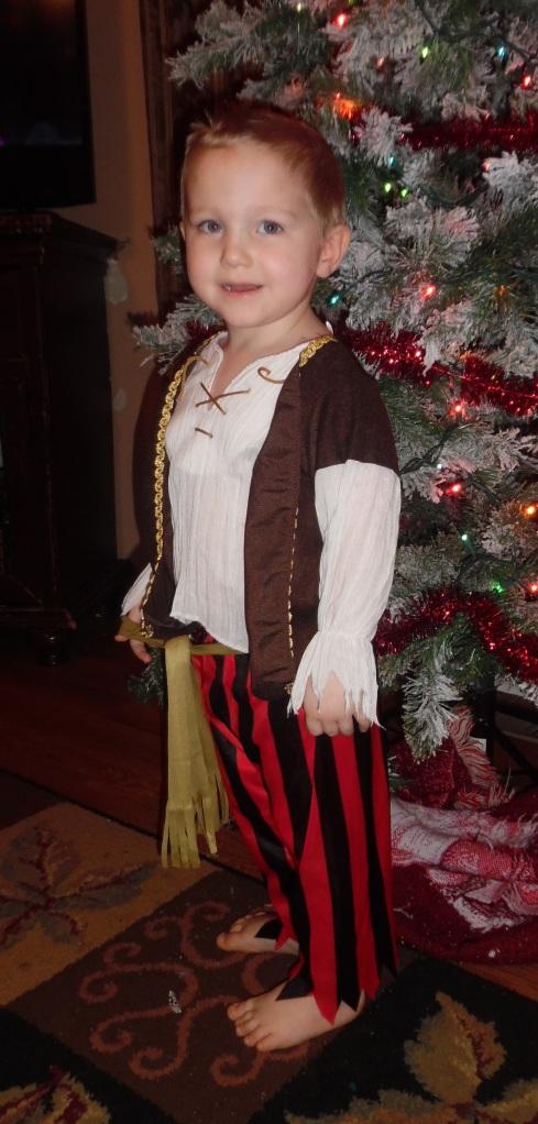 Leo pirate