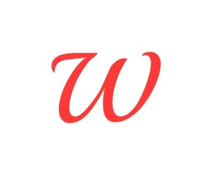 the letter w