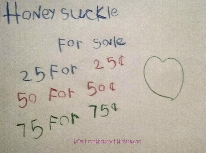 honeysuckle for sale