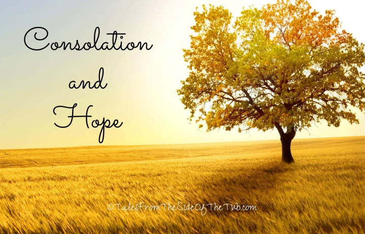 consolation and hope